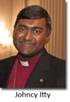 The Right Reverend Johncy Itty, Ph.D.